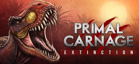 Primal Carnage Extinction Capa