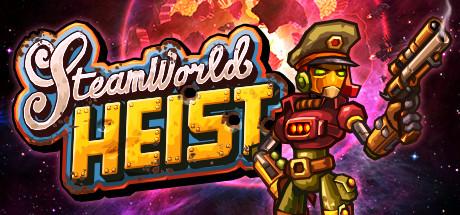 SteamWorld Heist Cover Image