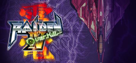 Raiden IV: OverKill Cover Image