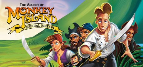 The Secret of Monkey Island: Special Edition Cover Image