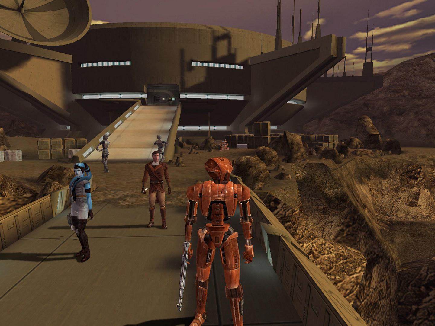 STAR WARS™ - Knights of the Old Republic™ on Steam