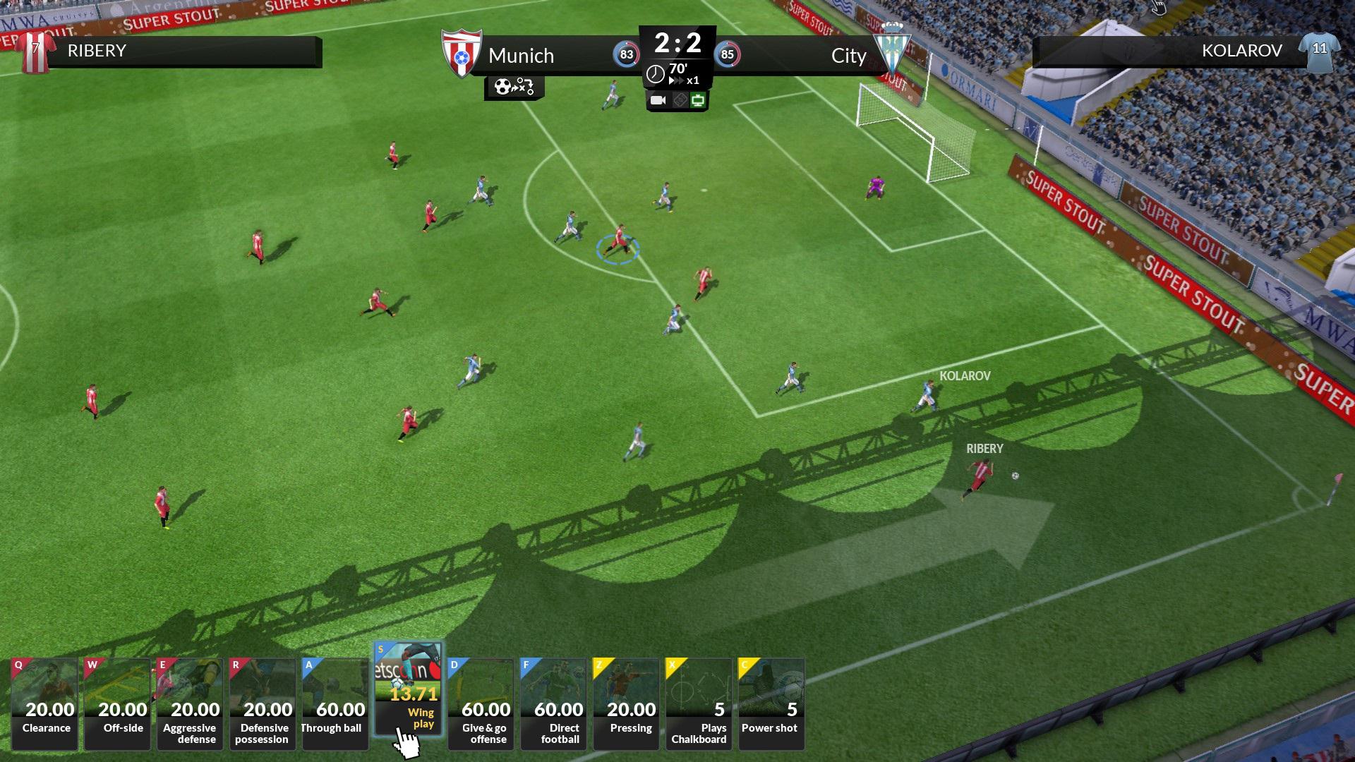 Football Club Simulator Fcs 20 On Steam