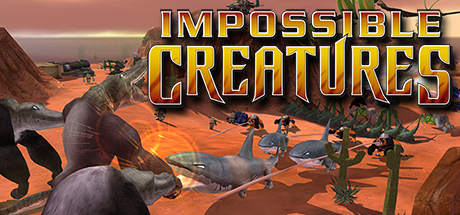 Impossible Creatures Steam Edition Cover Image