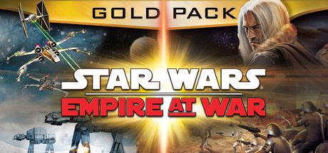 STAR WARS™ Empire at War - Gold Pack Cover Image