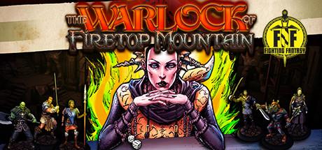 The Warlock of Firetop Mountain Cover Image