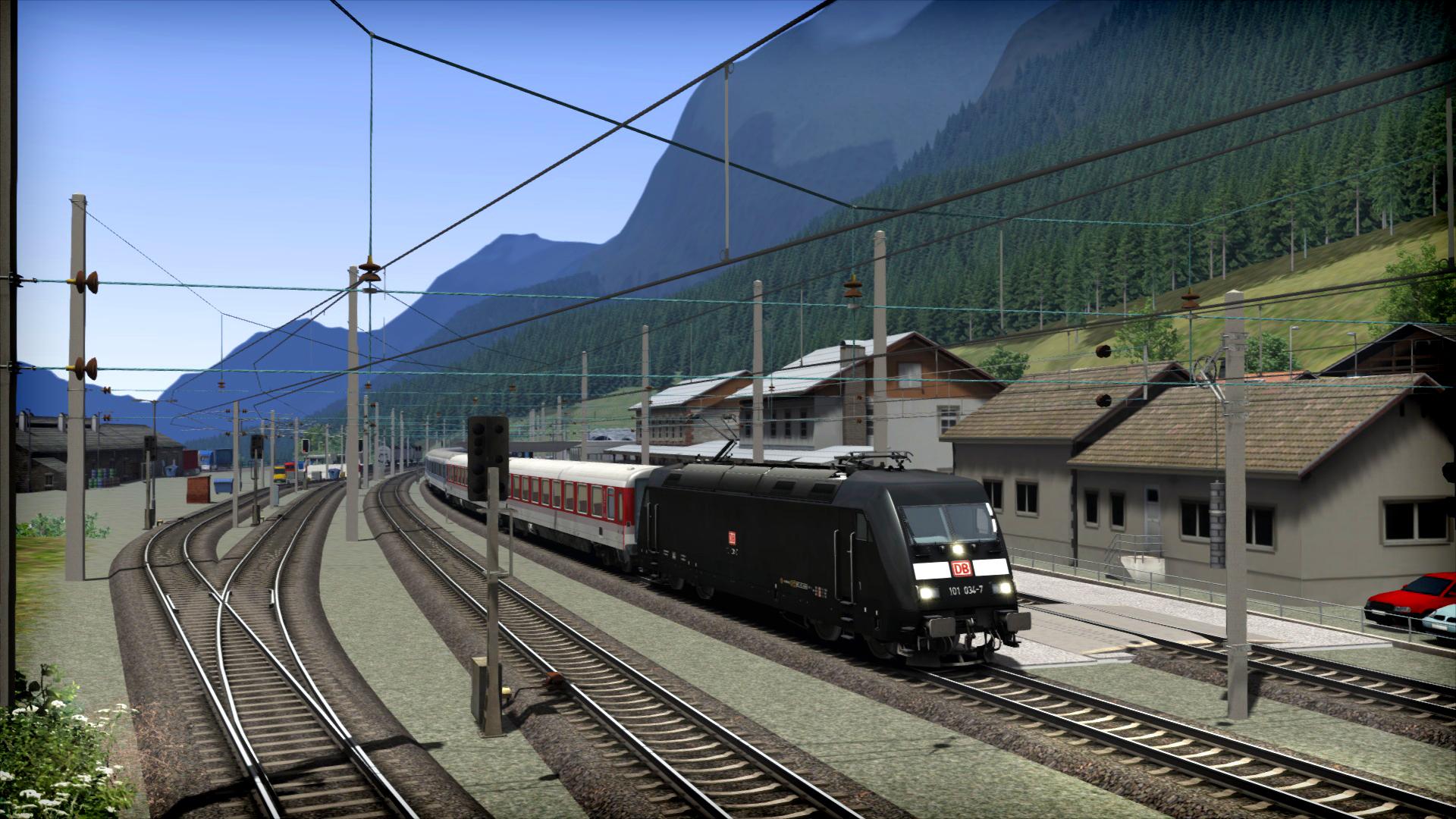 Train simulator 2018 route download
