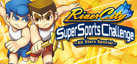 River City Super Sports Challenge ~All Stars Special~ Cover Image