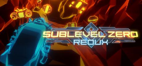 Sublevel Zero Redux Cover Image