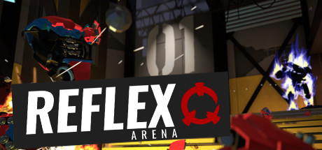 Reflex Arena Cover Image