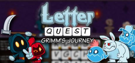 Letter Quest: Grimm's Journey Cover Image