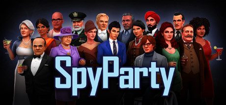 SpyParty Cover Image