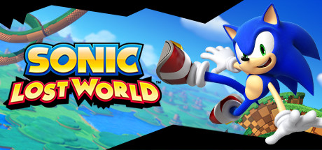 Sonic Lost World Cover Image