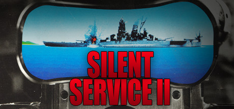 Silent Service 2 Cover Image