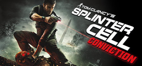 Tom Clancy's Splinter Cell Conviction™ Cover Image