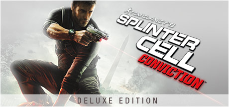 Tom Clancy's Splinter Cell Conviction™ Deluxe Edition Cover Image