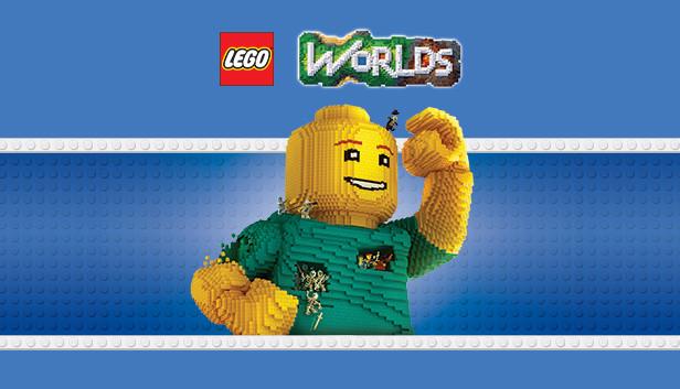 LEGO® Worlds su Steam