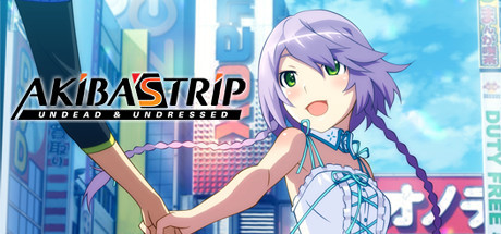 AKIBA'S TRIP: Undead & Undressed Cover Image