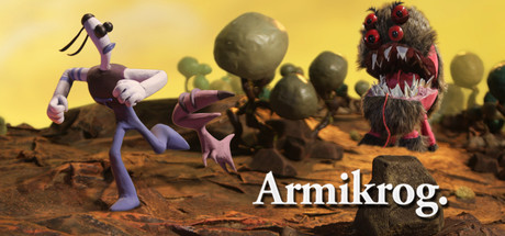 Armikrog Cover Image