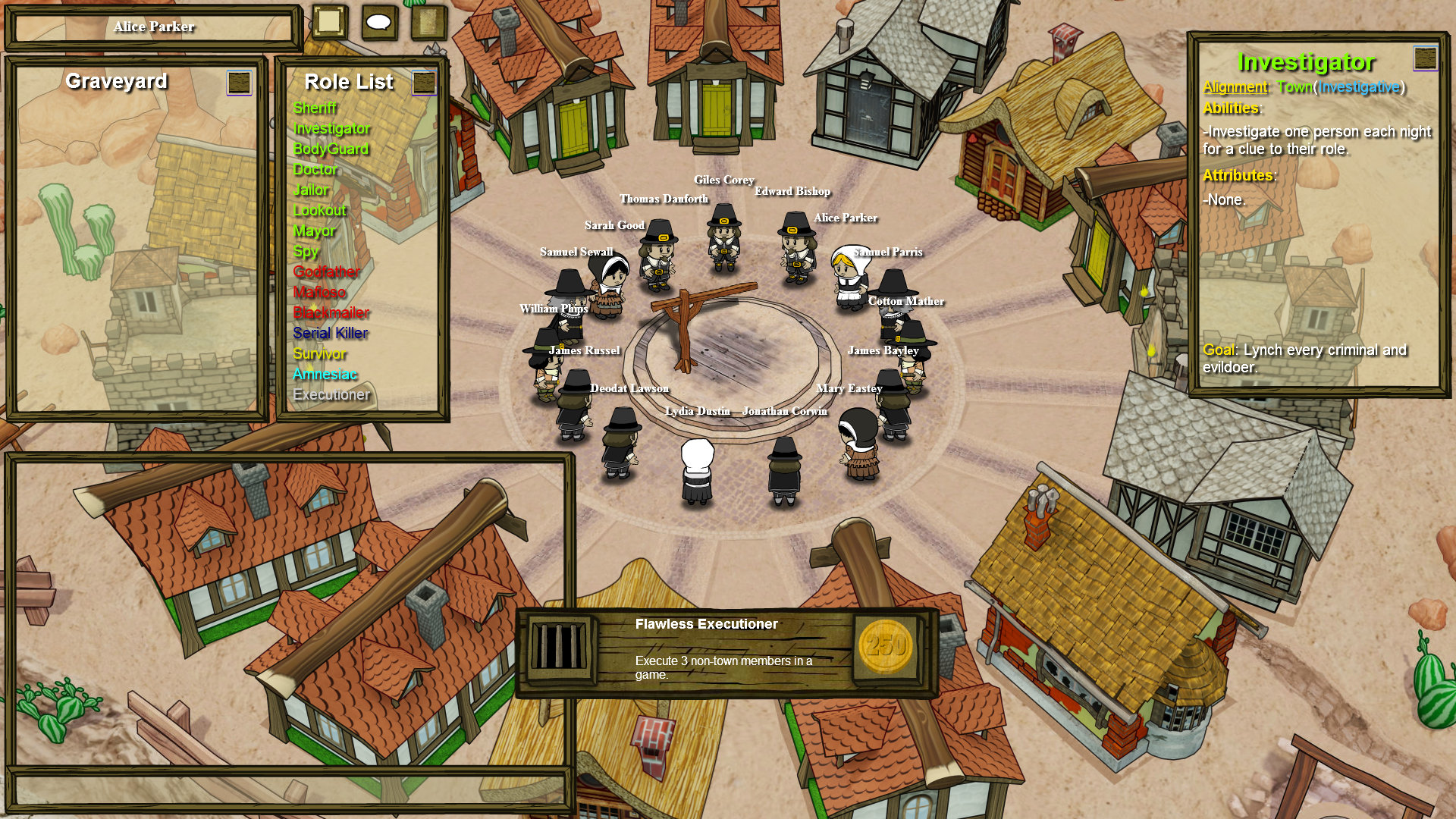 Town of Salem on Steam