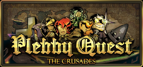 Plebby Quest The Crusades Capa