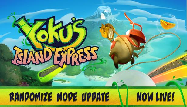 Save 80% on Yoku's Island Express on Steam