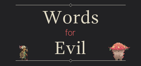 Words for Evil Cover Image