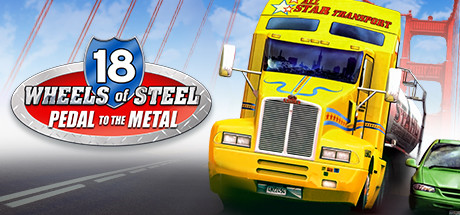 18 Wheels of Steel: Pedal to the Metal Cover Image