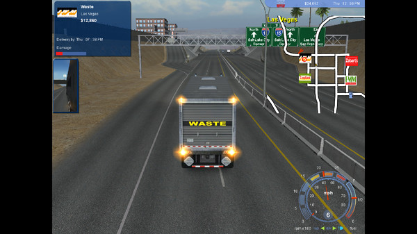 Download 18 Wheels of Steel Pedal To The Metal Torrent PC