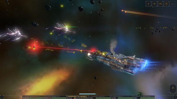 Star Hammer: The Vanguard Prophecy Captura 3