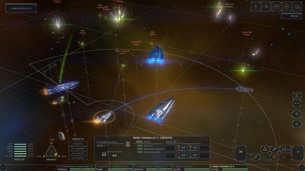 Star Hammer: The Vanguard Prophecy Captura 2