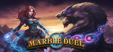 Marble Duel: Sphere-Matching Tactical Fantasy Cover Image