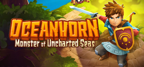 Oceanhorn: Monster of Uncharted Seas Cover Image