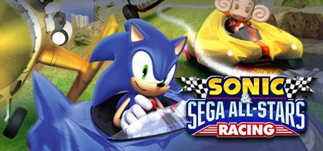 Sonic & SEGA All-Stars Racing Cover Image