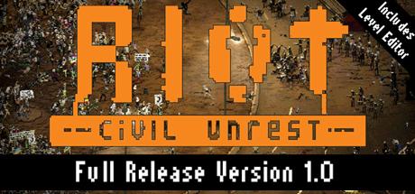 RIOT: Civil Unrest Cover Image