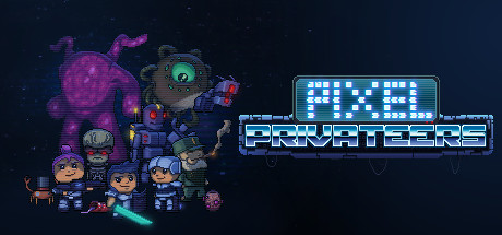 Pixel Privateers Cover Image