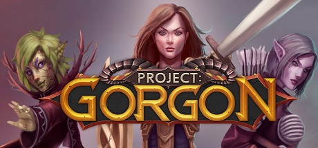 Project: Gorgon Cover Image
