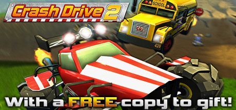 Crash Drive 2 Cover Image