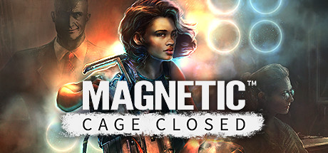 Magnetic: Cage Closed Cover Image