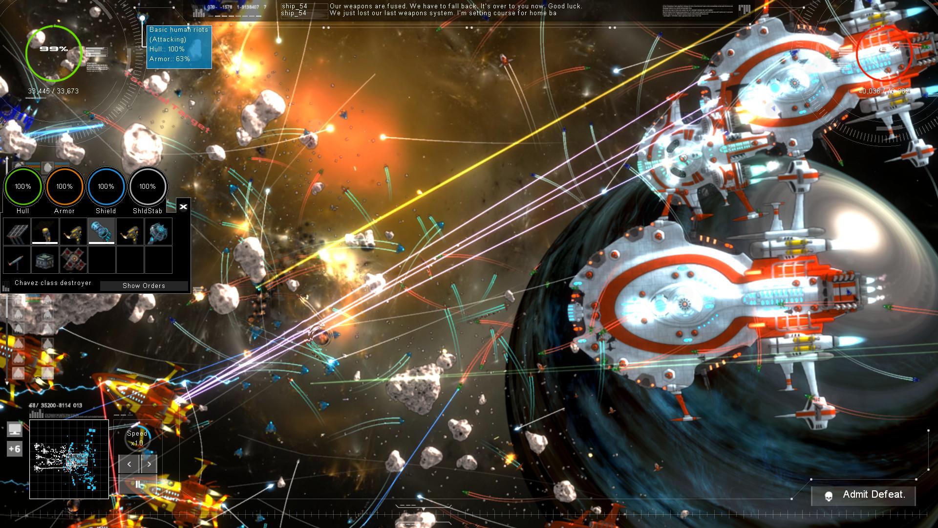 Epic Space Battles Wallpaper - WallpaperSafari