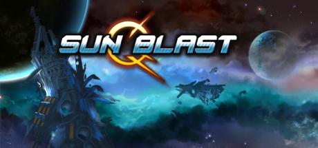 Sun Blast: Star Fighter Cover Image
