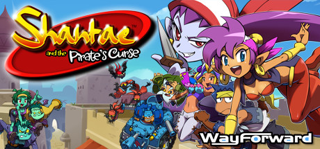 Shantae and the Pirate's Curse Cover Image