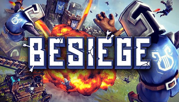 Besiege в Steam