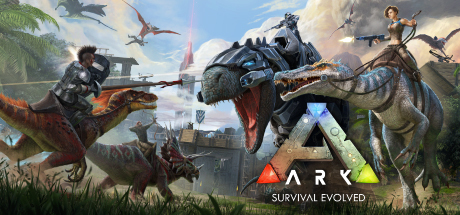 ARK: Survival Evolved Cover Image