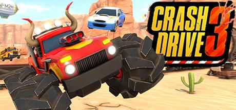 Crash Drive 3 [PT-BR] Capa