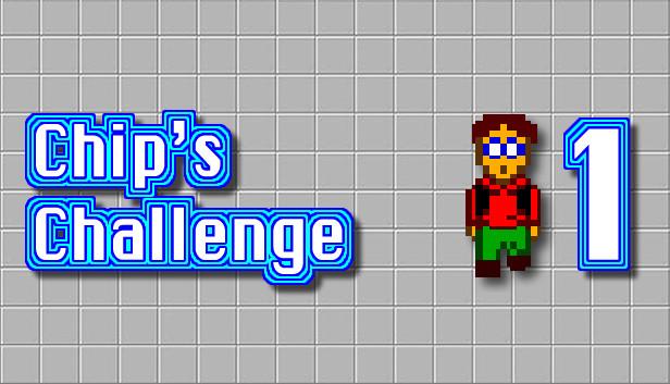 Chip's Challenge 1 on Steam