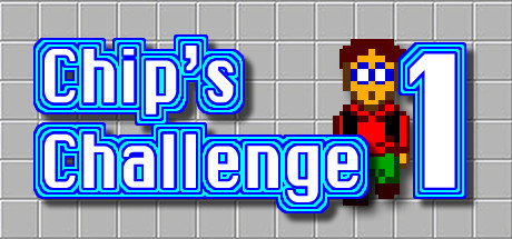 Chip's Challenge 1 Cover Image