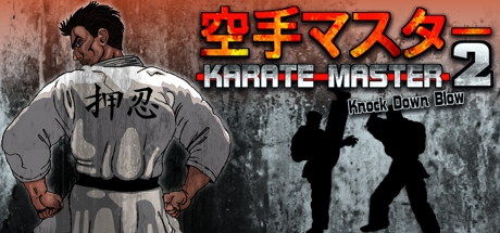 Karate Master 2 Knock Down Blow Cover Image