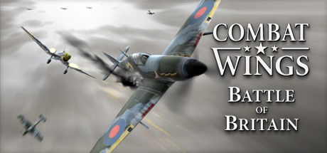 Combat Wings: Battle of Britain Cover Image