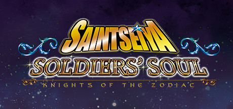 Saint Seiya: Soldiers' Soul Cover Image
