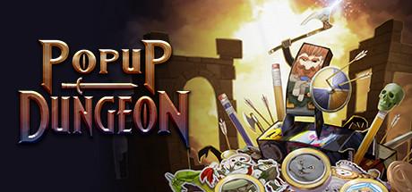Popup Dungeon Capa